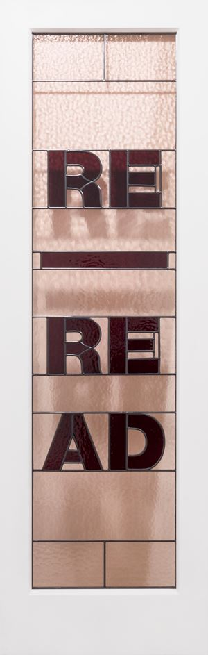 Re Read by Mary-Louise Browne contemporary artwork