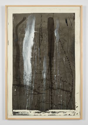 The Austria Group, No. 6 by Pat Steir contemporary artwork
