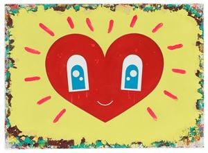 Glittering Heart by Lai Chiu-Chen contemporary artwork
