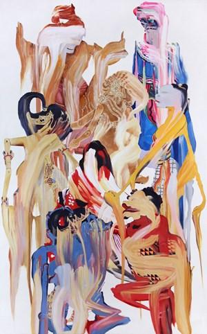 Goddess of Theatre by Kei Imazu contemporary artwork