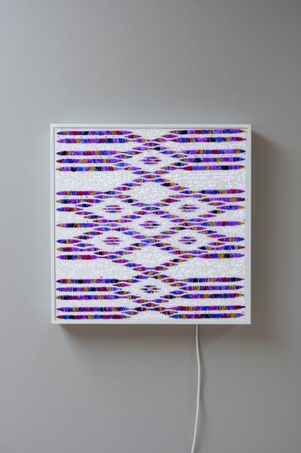 Tupu-nuki by Peata Larkin contemporary artwork