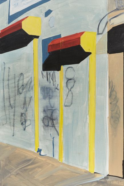 Lock Down by Koen van den Broek contemporary artwork