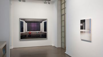 Contemporary art exhibition, Group Exhibition, Accrochage IX at Galerie Greta Meert, Brussels