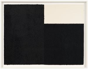 Diptych #8 by Richard Serra contemporary artwork