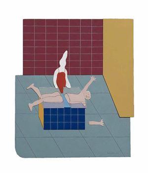 Magic-mini by Huang Yishan contemporary artwork
