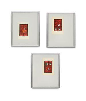 Solar by Lorna Simpson contemporary artwork