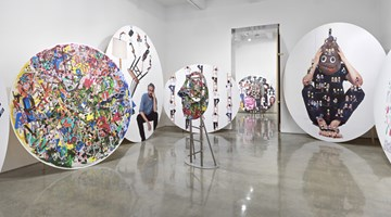 Contemporary art exhibition, Olaf Breuning, The Life at Metro Pictures, New York