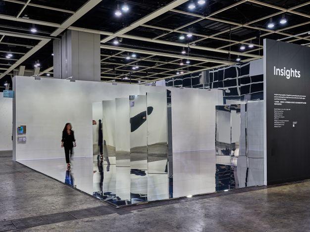 Axel Vervoordt Gallery, Art Basel in Hong Kong (19–23 May 2021). CourtesyAxel Vervoordt Gallery.