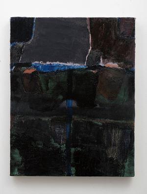 Open Vault by Biraaj Dodiya contemporary artwork painting