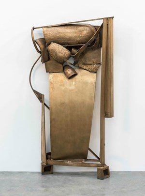 Bronze Screen No.1 by Anthony Caro contemporary artwork