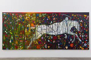 Pale Rider by Srijon Chowdhury contemporary artwork