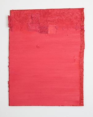 Untitled (hot pink) by Louise Gresswell contemporary artwork