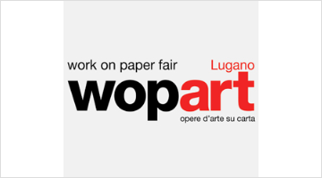 Contemporary art exhibition, WOPArt at Dep Art Gallery, Lugano, Switzerland