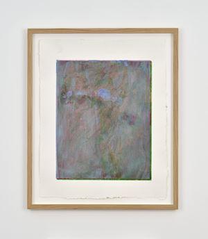 Colors of Grey #9 by Thu Van Tran contemporary artwork