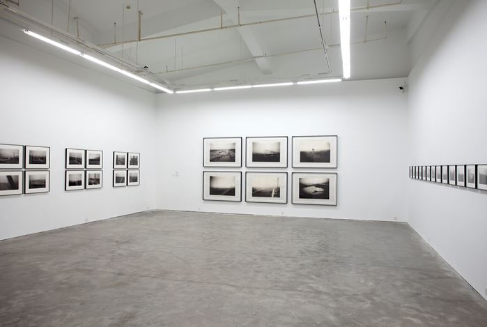 Exhibition view: Li Lang, A Long Day of A Certain Year 某年某月某日,A Thousand Plateaus Art Space, Chengdu (21 September–21 November 2019). Courtesy A Thousand Plateaus Art Space.