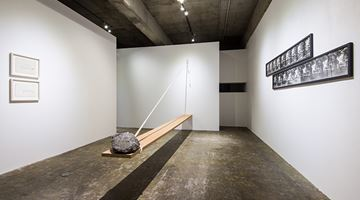 Contemporary art exhibition, Keiji Uematsu, Invisible Force and Floating at Yumiko Chiba Associates, Tokyo, Japan