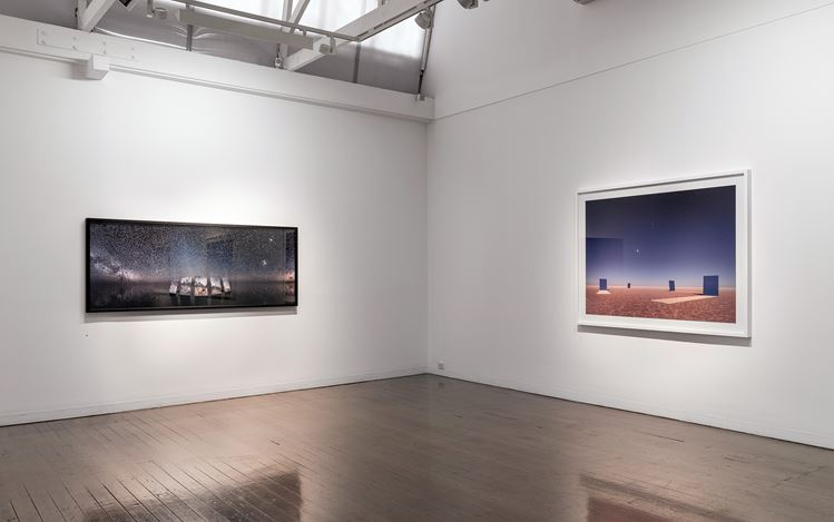 Exhibition view: Murray Fredericks, Array, Arc One Gallery (12 November–21 December 2019).Courtesy Arc One Gallery. Photo: Andrew Curtis.