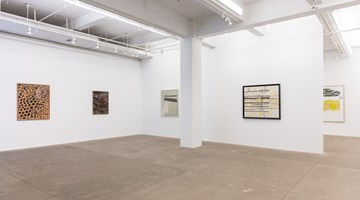 Contemporary art exhibition, Prunella Clough, Blast at P·P·O·W Gallery, West 22nd Street, New York