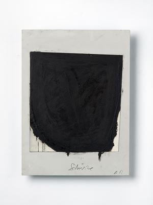 Schürze by Arnulf Rainer contemporary artwork