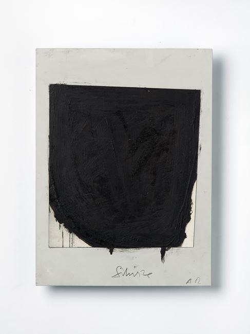 Schürze by Arnulf Rainer contemporary artwork