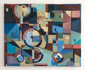 Orbit Around by Imogen Taylor contemporary artwork