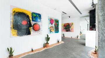 Contemporary art exhibition, Takashi Hara, Resilience x Cactus x Piano at A2Z Art Gallery, Paris