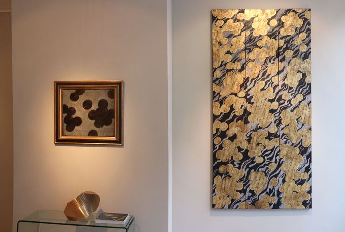 Exhibition view:Timur D'Vatz,Dream and Dreamer, Cadogan Contemporary, London (1 December–19 December 2020). Courtesy Cadogan Contemporary.