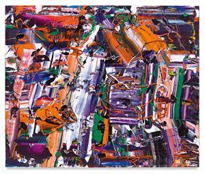 Purple Machine by Michael Reafsnyder contemporary artwork