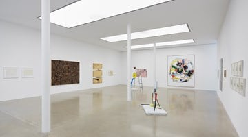 Contemporary art exhibition, Group Exhibition, A New Way of Walking at Timothy Taylor, London