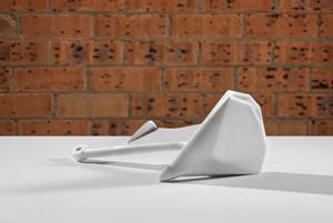 Sand Anchor by Alex Seton contemporary artwork