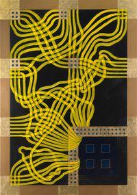Omnium Gatherum 57 by Julia Morison contemporary artwork painting