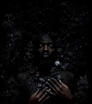 Lefa 2 III by Mohau Modisakeng contemporary artwork