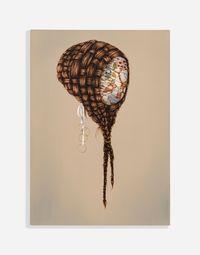 Pliss 2021/VI by Mona Ardeleanu contemporary artwork painting