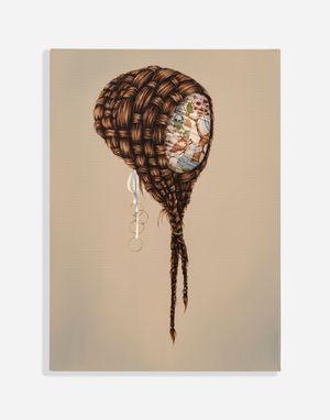 Pliss 2021/VI by Mona Ardeleanu contemporary artwork