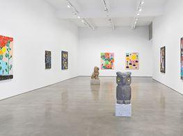 "Olaf Breuning<br><em>RAIN</em><br><span class=""oc-gallery"">Metro Pictures</span>"
