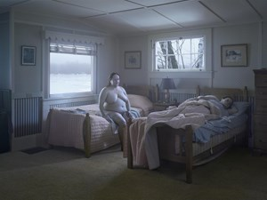 Sisters by Gregory Crewdson contemporary artwork