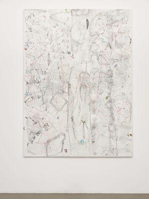 La Locura del ver by José María Sicilia contemporary artwork