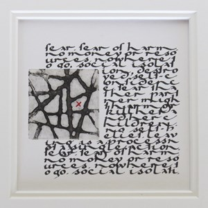 Why Doesn't? I by Fiona Dempster contemporary artwork