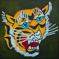 Tiger Force Member #6 by Farhad Farzaliyev contemporary artwork painting