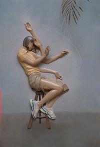 Thousand Hands by Gunwoo Shin contemporary artwork painting