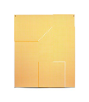 Orange No. 5 by Giulia Ricci contemporary artwork