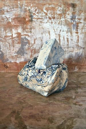 Tectonic 1 (Grande) by Fernando Casasempere contemporary artwork