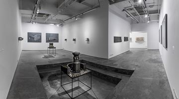 Contemporary art exhibition, Sahil Naik, Monuments, Mausoleums, Memorials, Modernism at Experimenter, Hindustan Road, Kolkata