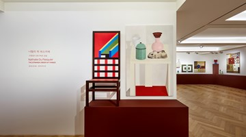 Contemporary art exhibition, Nathalie Du Pasquier, the strange order of things at Pace Gallery, Seoul
