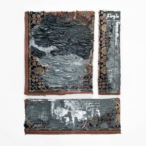 Collapse by Sepideh Mehraban contemporary artwork