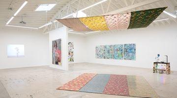Anat Ebgi contemporary art gallery in Mid Wilshire, Los Angeles, USA