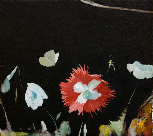 Little Maria by Glenn Sorensen contemporary artwork