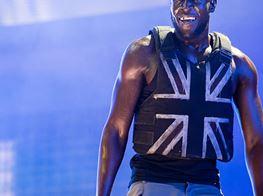 Banksy designs stab-proof vest for Stormzy's Glastonbury set