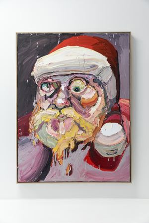 The Big Fellow by Ben Quilty contemporary artwork