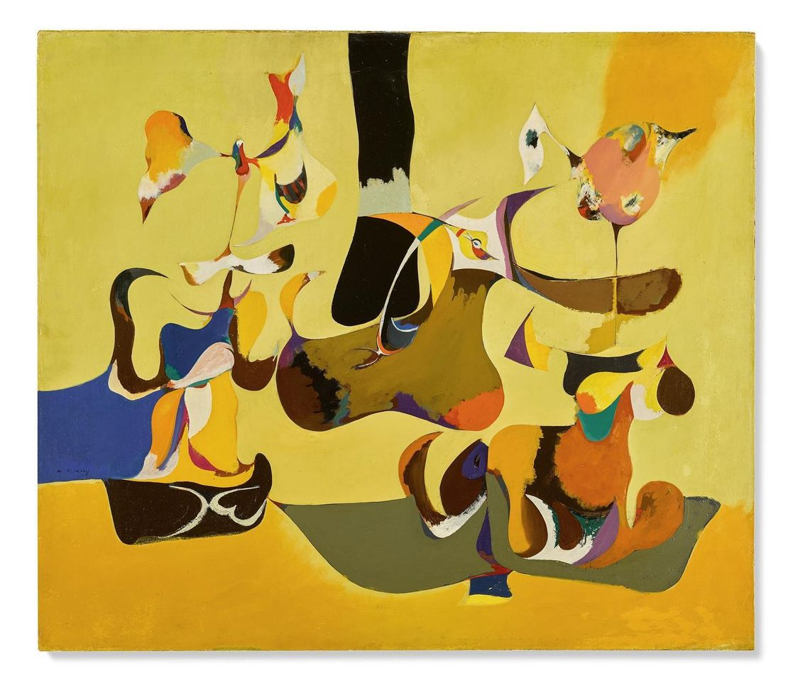 Arshile Gorky at Sotheby's